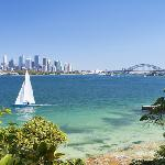 View of Sydney Harbour from Bradley's Head, Mosman. Credit: Hamilton Lund (50893437)