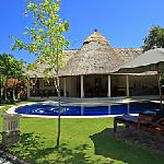 Three bedroom villa - pool
