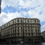 Bovio Square 22, Storia A, 4th floor