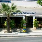 Foto van El Sacristan