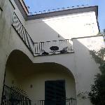 balconcito con vista a sorreto