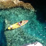 clear waters of Vis