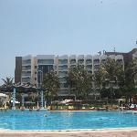 panorama piscina struttura