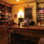Le bar-bibliothèque !
