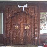 Inner decor speaks of Inner Tukpa's cultural genesis