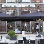 Restaurant It Posthus in Makkum