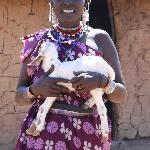 Maasi Lady