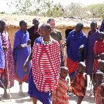 Masi Village Visit