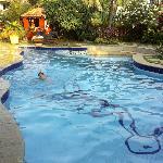 Pool side pic