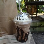 Mint Chocolate Poco Frappelatte - GOOD!!!!