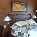 Our room (#18) - Super comfy bed