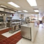 Immaculate hands-on state of the art commercial kitchen