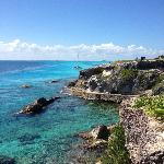 A view on Isla Mujeres