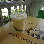 Bike into the Bean, Grab a Pina Colada Smoothie