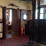 pub entrance hall