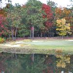 the Inn at Houndslake Fall Foliage # 8 Dogwood Course
