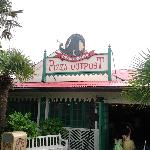 Colonel Hathi's Pizza outpost!