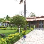 Reception & restaurant
