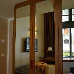 1st Trip - Superior Canal View Room - Wardrobe (mini bar inside wardrobe)