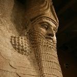 Lamassu from Khorsabad, Mesopotamian Gallery