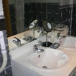 Salle de bains, Propre
