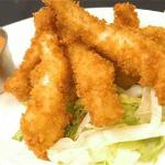 Hand-battered Chicken Tenders