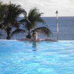 piscina infiniti