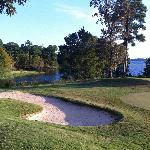 The last three holes might be the most scenic - great way to finish!