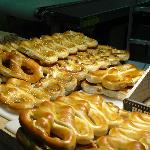 Authentic Philly Pretzels, Hot from the Oven!