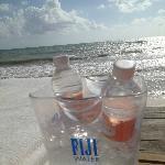 Water beachside