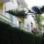Upper apartments
