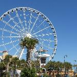The Sky Wheel in South Myrtle Beach