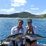 Deep Sea fishing with Mike at Black Pearl Charters