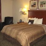 Springfield Candlewood Queen Suite