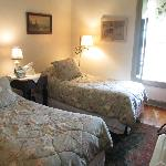 Room 3 with twin beds