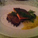 AMAZING SEAFOOD: Crispy Skinned Ocean Trout