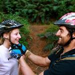 Our friendly staff will help you prepare for your riding experience!