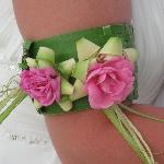 The armband made for the ceremony