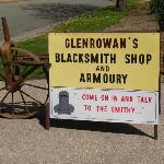 Glenrowan Blacksmith Shop & Armoury