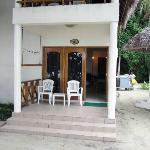 Room 18 terrace