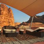 "Relaxation ""King Aretas IV Luxury Camp"""