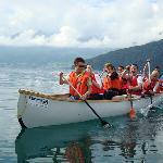 Fahrt im Grosskanadier - Spass für die ganze Gruppe