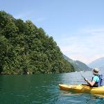 Mit dem Seekajak die faszinierende Natur des Vierwaldsättersee erkunden