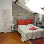 La camera da letto... bellissima!