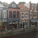View of Ginnekenweg
