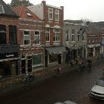 View of Ginnekenweg from Block 62