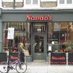Фотография Nando's - Baker Street