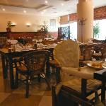 """Bella Italia"" Restaurant chef Walter Barbaresi Bishkek"