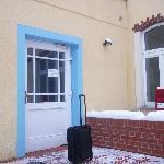 Ingresso (Front door)