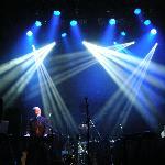 Kaufleuten, un momento del concerto degli Ultravox